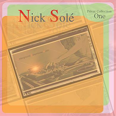 Nick Sole PRIVAT COLLECTION ONE Vinyl Record