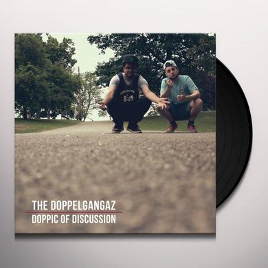 Doppelgangaz DOPPIC OF DISCUSSION Vinyl Record
