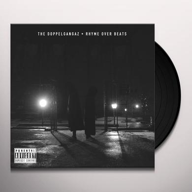 Doppelgangaz RHYME OVER BEATS Vinyl Record