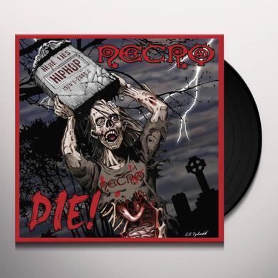 Necro DIE! Vinyl Record