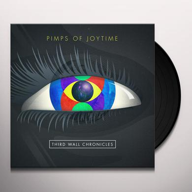 Pimps Of Joytime THIRD WALL CHRONICLES Vinyl Record