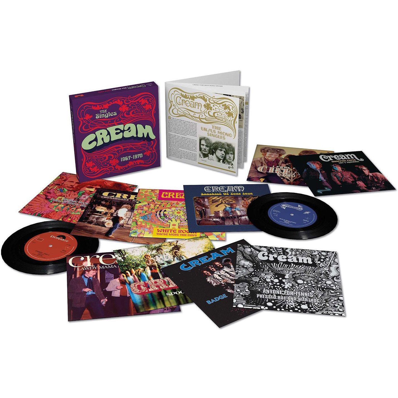 "Cream Limited Edition 7"" Singles Box Set (Vinyl)"