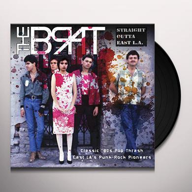 Brat STRAIGHT OUTTA EAST LA Vinyl Record