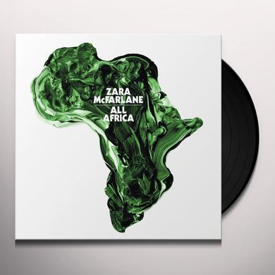 Zara Mcfarlane ALL AFRICA Vinyl Record
