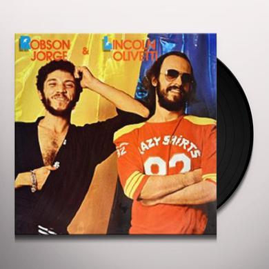 Robson Jorge / Lincoln Olivetti ROBSON JORGE & LINCOLN OLIVETTI Vinyl Record