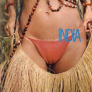 Gal Costa INDIA Vinyl Record