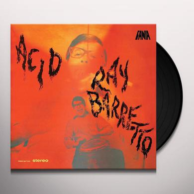 Ray Barretto ACID Vinyl Record