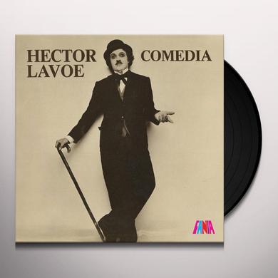 Hector Lavoe COMEDIA Vinyl Record