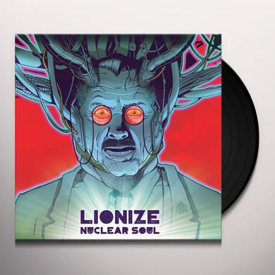 Lionize NUCLEAR SOUL Vinyl Record