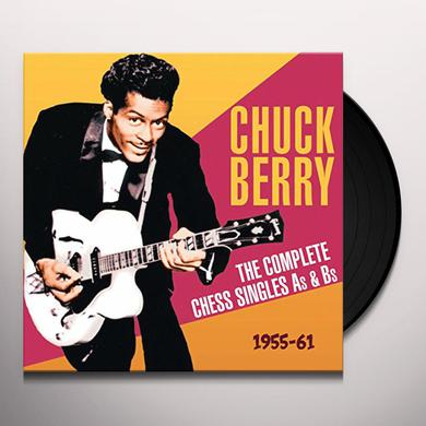 Chuck Berry COMPLETE CHESS SINGLES AS & BS 1955-1961 Vinyl Record
