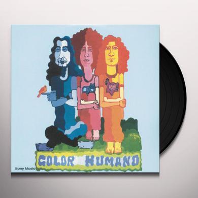 COLOR HUMANO II Vinyl Record