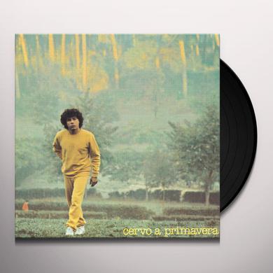 Riccardo Cocciante CERVO A PRIMAVERA Vinyl Record