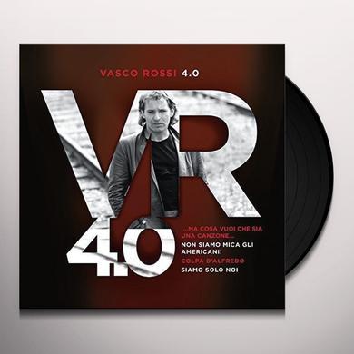 VASCO ROSSI 4.0 Vinyl Record