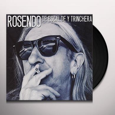 Rosendo DE ESCALDE Y TRINCHERA Vinyl Record