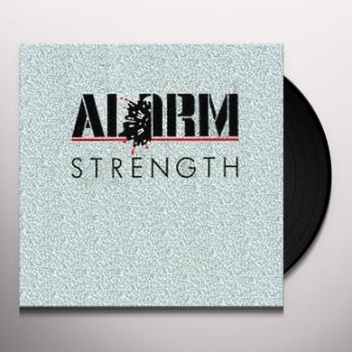 Alarm STRENGTH Vinyl Record