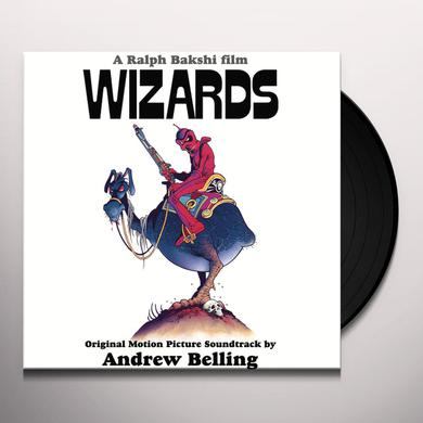 Andrew Belling WIZARDS / O.S.T. Vinyl Record