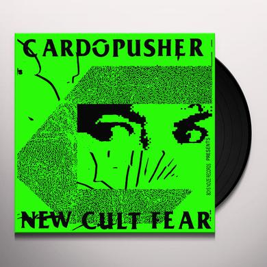 Cardopusher NEW CULT FEAR Vinyl Record