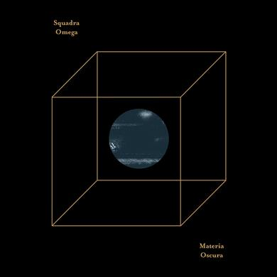 SQUADRA OMEGA MATERIA OSCURA Vinyl Record