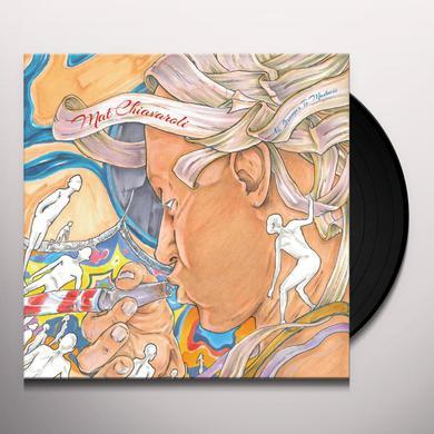 Mat Chiavaroli NO STRANGER TO MADNESS Vinyl Record