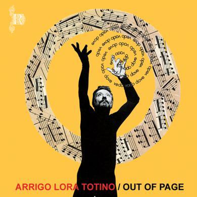 Arrigo Lora Totino OUT OF PAGE Vinyl Record