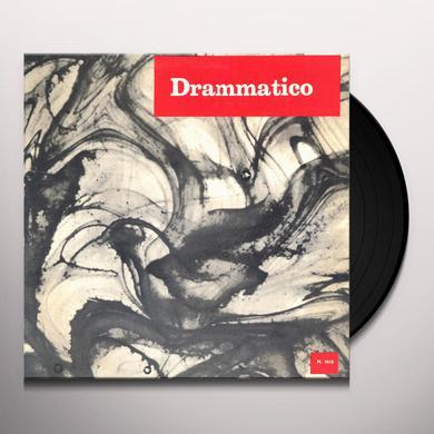 Braen & Raskovich DRAMMATICO Vinyl Record