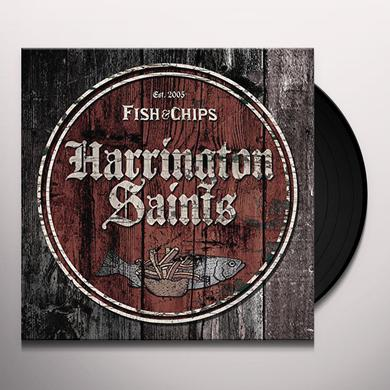 Harrington Saints FISH & CHIPS Vinyl Record