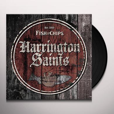 Harrington Saints FISH & CHIPS Vinyl Record