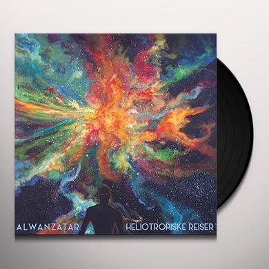 Alwanzatar HELIOTROPISKE REISER Vinyl Record