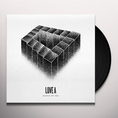 Love A NICHTS IST NEU Vinyl Record
