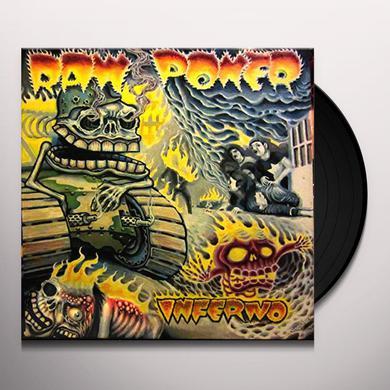 Raw Power INFERNO Vinyl Record