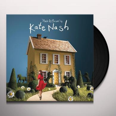 Kate Nash MADE OF BRICKS Vinyl Record