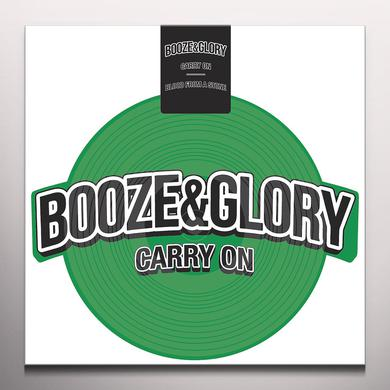 Booze & Glory CARRY ON Vinyl Record