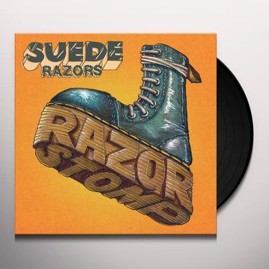 Suede Razors RAZOR STOMP Vinyl Record