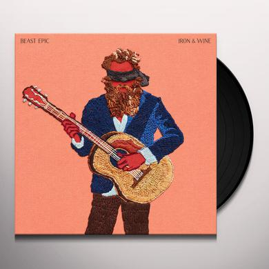 Iron & Wine BEAST EPIC Vinyl Record