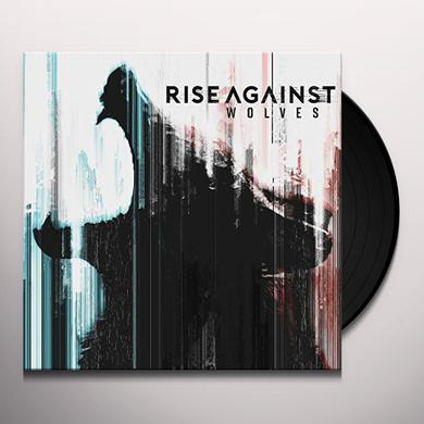 Rise Against WOLVES Vinyl Record