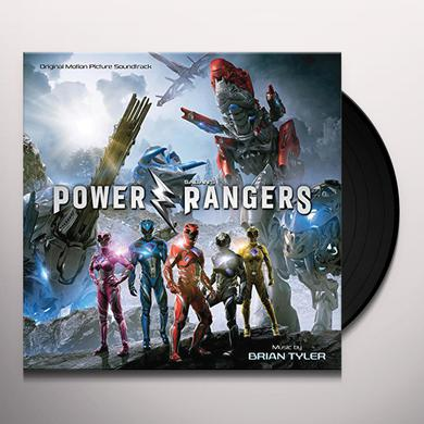 Brian Tyler POWER RANGERS (SCORE) / O.S.T. Vinyl Record