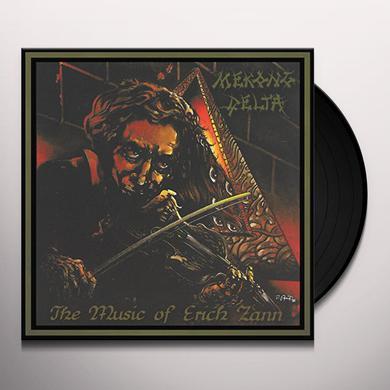 Mekong Delta MUSIC OF ERICH ZANN Vinyl Record