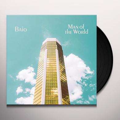Baio MAN OF THE WORLD Vinyl Record