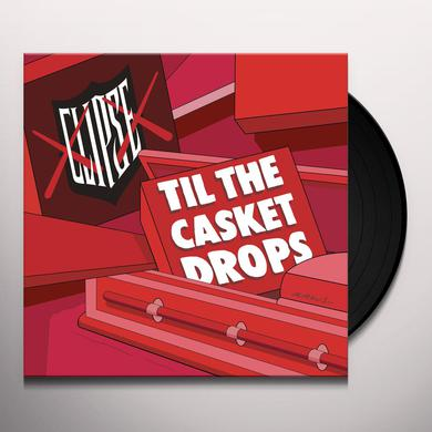 Clipse TIL THE CASKET DROPS Vinyl Record