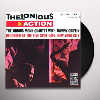 Thelonious Monk THELONIOUS IN ACTION Vinyl Record