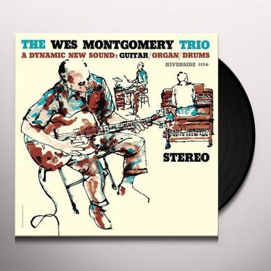 WES MONTGOMERY TRIO Vinyl Record