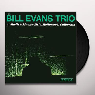 Bill Evans AT SHELLY'S MANNE-HOLE Vinyl Record