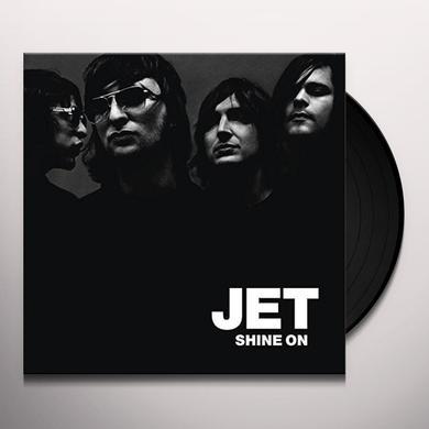 Jet SHINE ON Vinyl Record