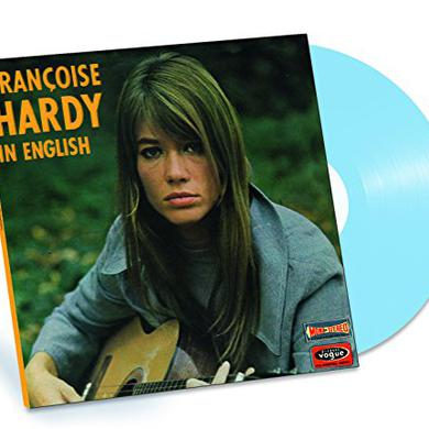 Francoise Hardy IN ENGLISH Vinyl Record