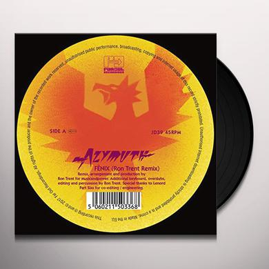Azymuth FENIX (RON TRENT REMIX) Vinyl Record