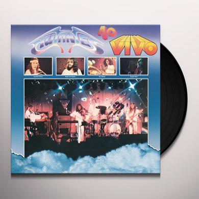 Mutantes AO VIVO Vinyl Record