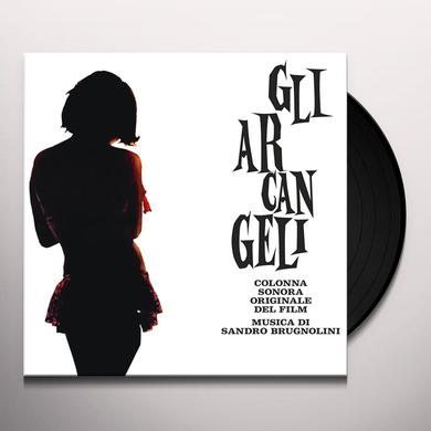 Sandro Brugnolini GLI ARCANGELI - O.S.T. Vinyl Record