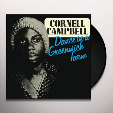Cornell Campbell DANCE IN A GREENWICH FARM Vinyl Record