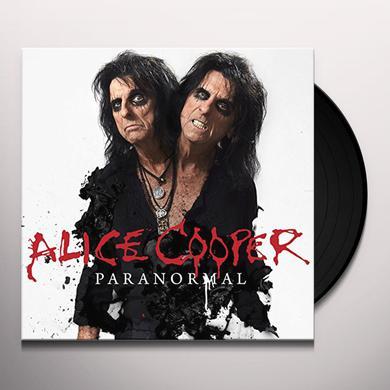 Alice Cooper PARANORMAL Vinyl Record