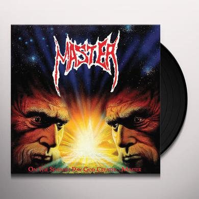 ON THE SEVENTH DAY GOD CREATED MASTER Vinyl Record